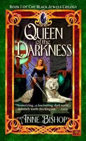One of my all time preferito trilogies, Black Jewels Trilogy. Book 3, Queen of the Darkness, da Anne Bishop. Daemon walked into a huge room that was a portrait gallery.