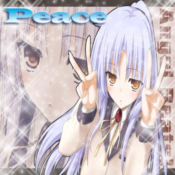 PEACE!!! XD