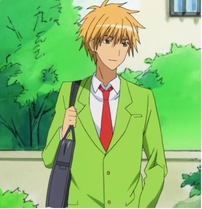Seika high uniform (Maid sama)