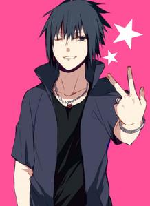 sasuke uchiha :T