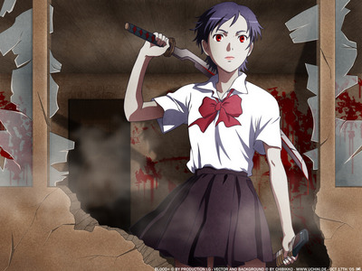 Saya - Blood +