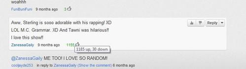 My comment. Video: http://www.youtube.com/all_comments?v=TwFCZSd7Fvo