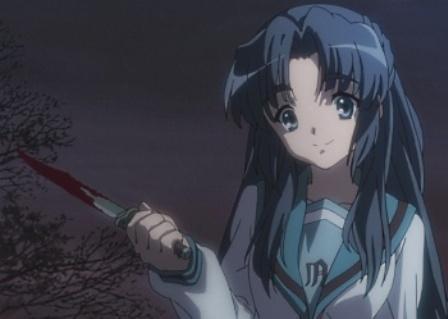 Ryoko Asakura from TMoHS.