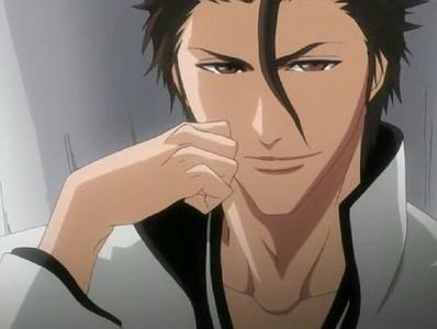 Sosuke Aizen from Bleach