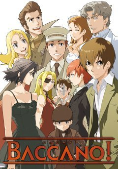 the entire baccano cast!