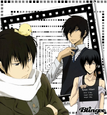 Any Anime guys with black hair and blue eyes? - Anime Answers - Fanpop