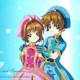 Sakura and Sharoan,my favourite couple  <33333