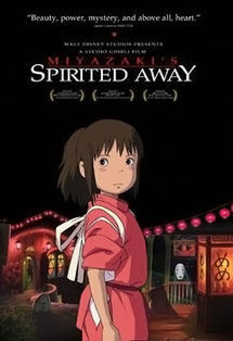Spirited Away :3 I saw it when I was 4