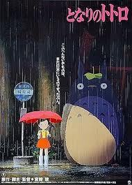 My neighbour totoro. I watched it when I was 5.