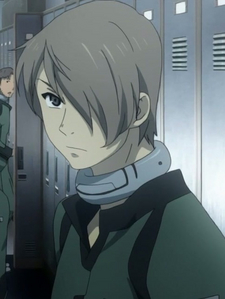 Yoh Takami from Deadman Wonderland!! Like I can't resist this face!!!!