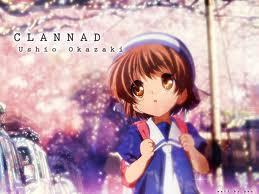 Ushio from Clannad After Story ! Cute ^.^