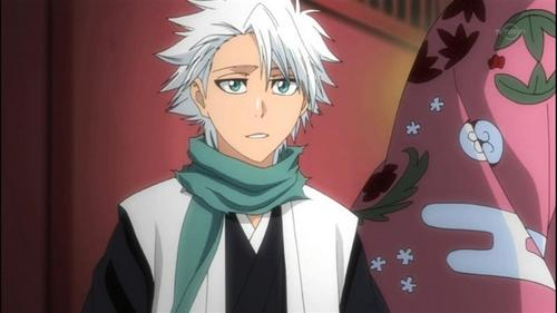 TOSHIRO HITSUGAYA FROM BLEACH HE IS SUPER CUTE, BUT HE IS ALL HOT!!!! I upendo wewe TOSHIRO:):):)