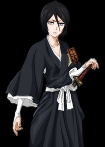 Rukia!! She looks even better!