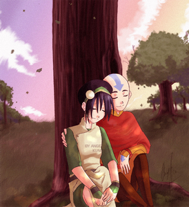 Who Did Toph Marry Toph Answers Fanpop