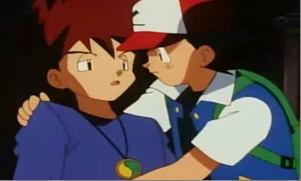 Come on, I can't be the only one who has notice this! XD I mean Ash is always surrounded 由 girls who 爱情 him, but he's always focusing on his Pokemon and his rivels. Misty: Ash..I have to tell 你 something...I... Ash: 嘿 look there's Gary! Gary!! *runs after him* Dawn: Ash...I believe in you, you'll do great....I..lov.. Ash: There's Paul!! Paul!! *knocks everyone over getting to him*