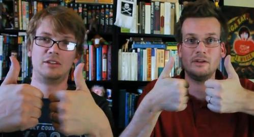 The Vlogbrothers!!! :D