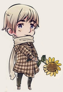 the cutest and hottest title belongs to Iceland from hetalia(my opinion tho. c:) but i would have to say.... hmm Russia x3