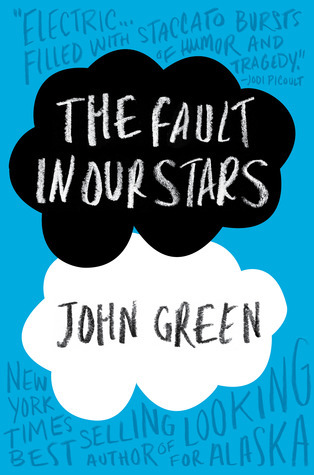 "I honestly like ones that keep the plot in the description/book itself. Ones titled things like ""Vampire Kisses"" and have two people making out on the front cover isn't that interesting to me. But, say, with The Fault in Our Stars 의해 John Green, I like it because you'd never guess it was about terminal cancer (I also like it because it was 의해 John Green, but that's not the point). Quirky titles and covers just draw me in. I know that's 'judging a book 의해 its cover', but a good cover design/title can change the whole feeling of a book."