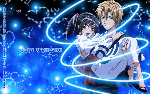 1.Takumi usui and Misaki ayuzawa (Kaichou wa maid sama !) http://fanpop.com/spots/usuitakumi77 http://fanpop.com/spots/Takumi&Misaki http://fanpop.com/spots/takumi-usui-xmisaki-ayuzawa Others : 2. Sakura and Syaoran (Card Captor Sakura...the original Japanese anime, not the crappy English edited version) Supplementary AMVs: http://www.youtube.com/watch?v=sCCQjHix0wo http://www.youtube.com/watch?v=W3xCOxWnk_I http://www.youtube.com/watch?v=Lb79xe6BuEk http://www.youtube.com/watch?v=zKcpQH7f6vc http://www.youtube.com/watch?v=kEDpcZf8huA http://www.youtube.com/watch?v=Vs0BqsK6pNI Added:Below is the best Sakura x Syaoran AMV ever!! http://www.youtube.com/watch?v=KeatLRHa-6o 3. Nanoha and Fate (Magical Girl Lyrical Nanoha) Supplementary AMVs: http://www.youtube.com/watch?v=3Ego4FbNPCM http://www.youtube.com/watch?v=eSLQSz3B0G8 http://www.youtube.com/watch?v=JfXambYXX94 4. Naruto and Hinata (Naruto) Supplementary Muzik slideshow: http://www.youtube.com/watch?v=fCVg1qGMcx4 (the penulis used one atau two pics that are not Hinata sejak mistake, but ignore that). http://www.youtube.com/watch?v=zzuxnTRLOp4 http://www.youtube.com/watch?v=4oEKdHdlm-s AMV: http://www.youtube.com/watch?v=W1V44jLbQiM 5. Tenma and Harima Kenji (School Rumble)- The king and Queen of baka!!