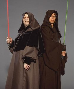 Personally, what is your preferito Anakin quote??