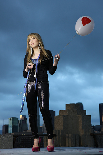 "Post a Picture of Jennette from "" Generation Cinta """