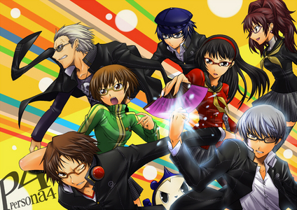 HELP : Who knows Persona 4 The anime.animation ?? :D