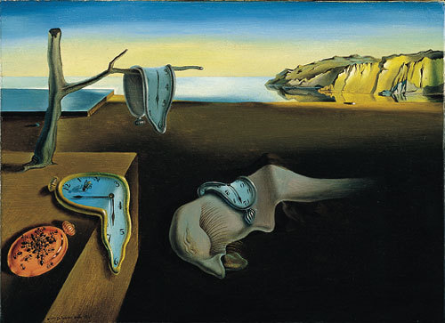 Who likes the painter Salvador Dali?