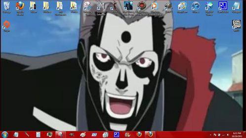 Показать a picture of your desktop
