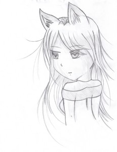 what do anda think of my Anime drawing?
