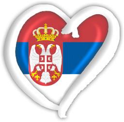 Do 你 know where is Serbia? And, Do 你 like Serbia..?