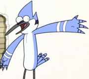 Who is your お気に入り character from Regular Show?
