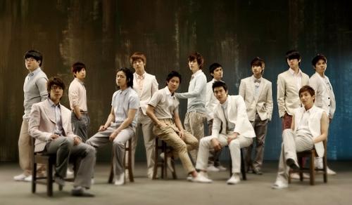 post pic from your yêu thích suju MV..!!