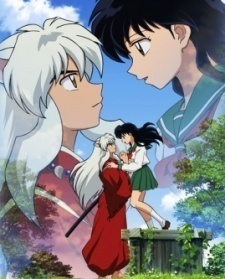 post a pic of kagome in, coming out, going in, o da the well