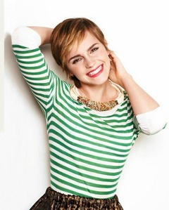 Best picture of Emma wearing green. For Props!