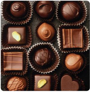 WHO LIKES CHOCOLATE??