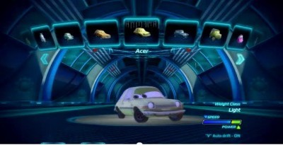 Best Cars 2 videogame? In what platform?
