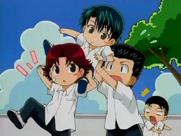 whose cuter ryoma,momo,oshi,or red head