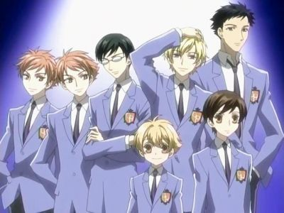 Ouran Private Academy is defined by...