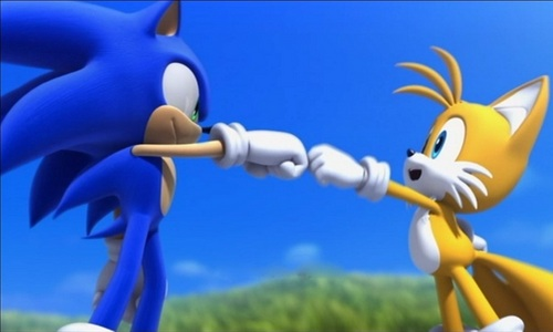 SONIC GENERATIONS is really amazing!^__^ Who's with me?(Just ignore this if your gonna leave negative comments,okay?This IS a club for fans.)
