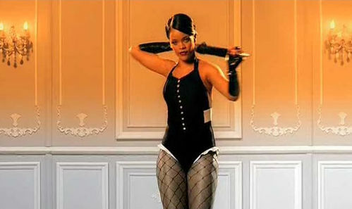 """Favorite music video from the """"Good Girl Gone Bad"""" era ???"""