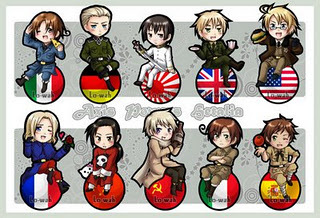 Post a pic of your fav. hetalia Character