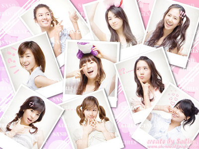 Cool Who Has The Best Hair In Snsd Girls Generation Snsd Answers Fanpop Short Hairstyles Gunalazisus