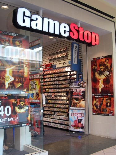 What is your opinion on GameStop?