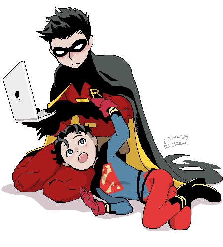 plz tell me , where can i read and download dc comics???? I realy cant find where to ;(