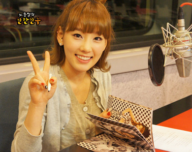 CONTEST!!!Post a pic of taeyeon with short hair