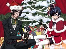 Merry Christmas Anime.Merry Christmas Anime Answers Fanpop