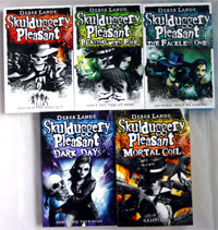 Does anyone read the Skulduggery Pleasant series?