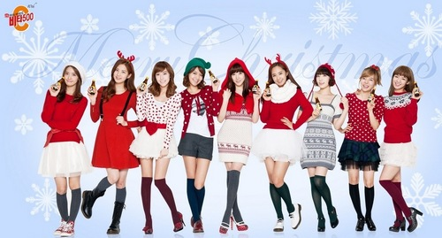 Contest}Post a pic of a band wearing Christmas clothes. - Kpop ...