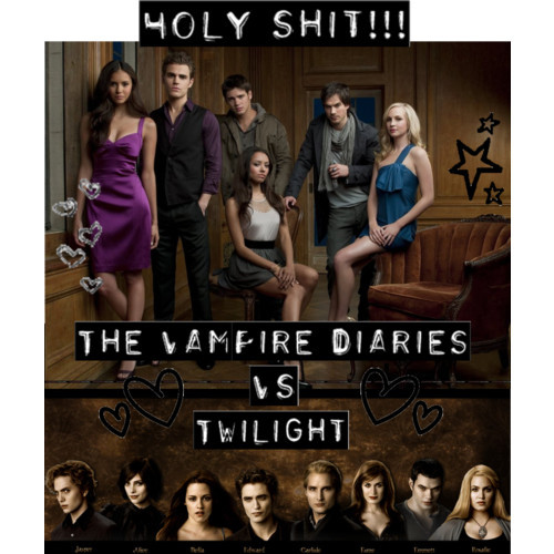 For bạn which is the most overrated Movie and Tv show? For me Twilight ( first movie ) and The Vampire diaries