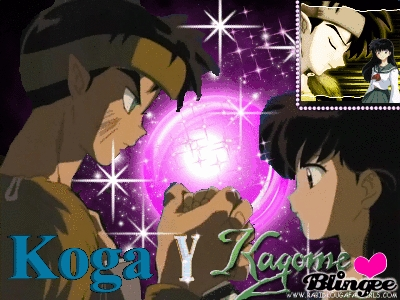 POST A PICTURE OF KOGA AND KAGOME!!!!!!